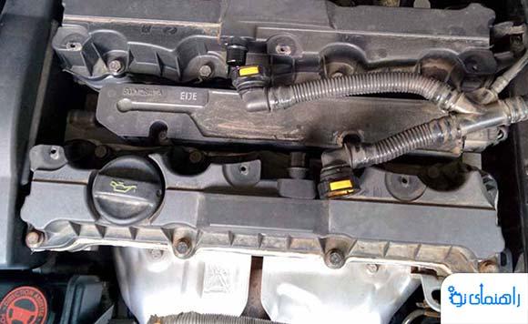 شمع موتور TU5 خودرو