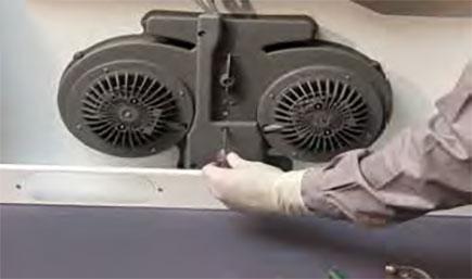 راهنمای تصویری تعمیر هود آشپزخانه دو موتوره
