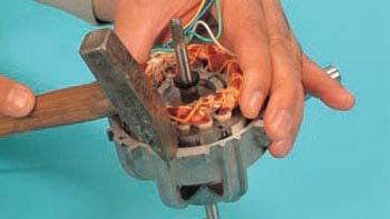 تعمیر پنکه رومیزی